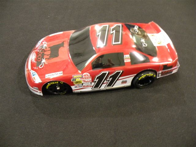 Micro-Reality Motorsports Cool Custom Promotional Car Body